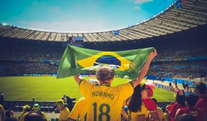 Next World Cup Soccer to be held in Brazil